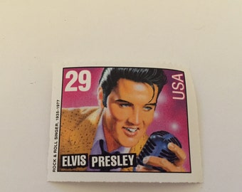 Vintage 29 cent Elvis stamp