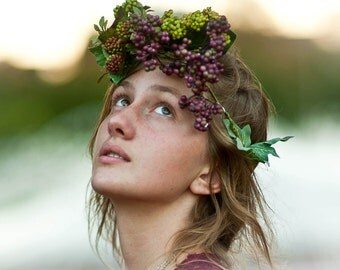 Fairy Crown - WOODLAND BERRY