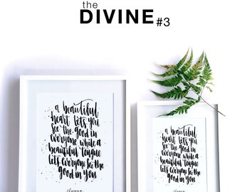 theDIVINE #3