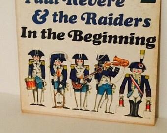 Paul Revere & The Raiders, In The Beginning