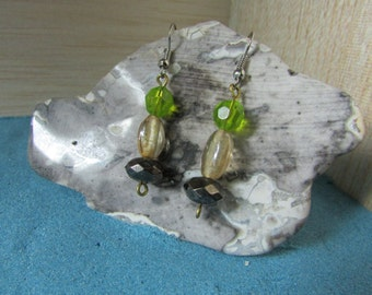 Handmade Earrings Mellow