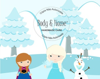 Frozen Digital Clipart Clip Art