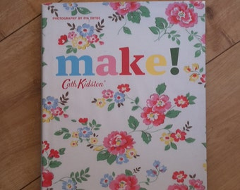 Cath Kidston Make! Cath Kidston Book Cath Kidston Crafting Cath Kidston Craft Cath Kidston Pattern Cath Kidston Project Book & cath kidston \u2013 Etsy