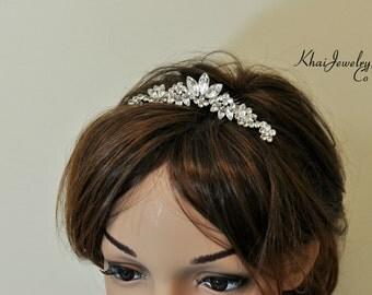 Elegant Vintage Style Bridal Hair Comb, Wedding Hair Comb, Bridal Hair Accessory