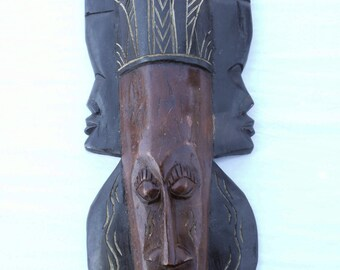 African Ebusuah Mask