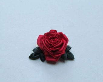 Kanzashi roses