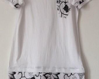 Long t-shirt african print
