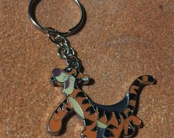 Tigger Keychain