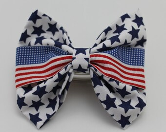 Stars and Stripes Forever Bow