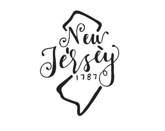 New Jersey - printable download