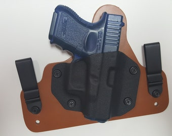 Smith & Wesson Shield 9 40 Concealed Carry Hybrid Holster