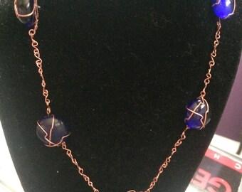 Calypso Orb necklace