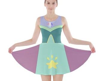 Steven Universe Opal Skater Dress