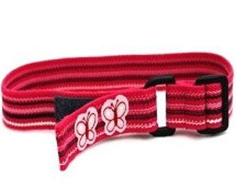 Children's easy to fasten belts