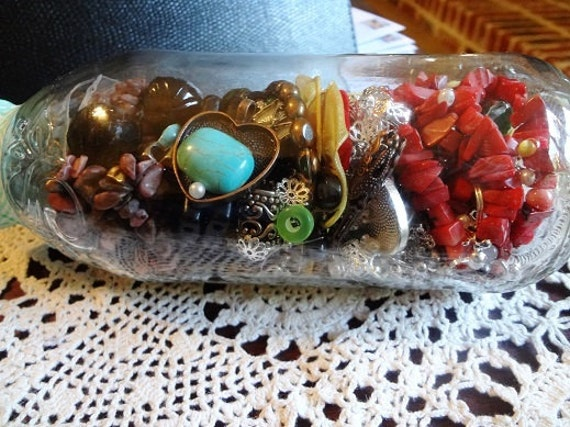 Basket Weaving Supplies Atlanta Ga : Assorted jewelry and craft supplies from oncecraftedstudio