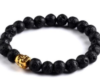 Buddha Bead Bracelet