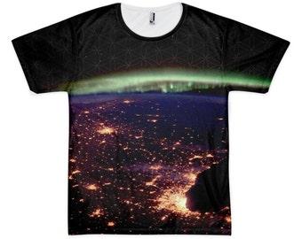 Chi Sky v1  (All over print) Tshirt