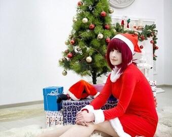 ToraDora anime Minori Kushieda New Year Christmas costume cosplay