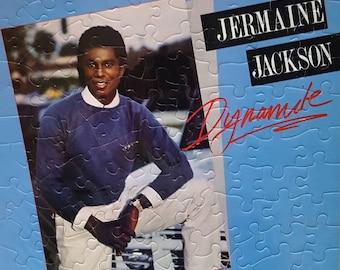 jermaine jackson dynamite album cover puzzle