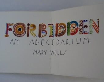 Forbidden, An Abecedarium