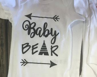 Baby Bear Onesie or Tshirt