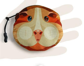 Coin Purse Guinea Pig
