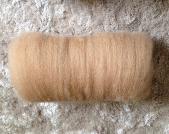 100g alpaca batt for spinning or felting