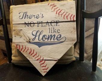 No Place Like Home Plate