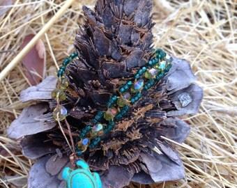 Turquoise Turtle Delight