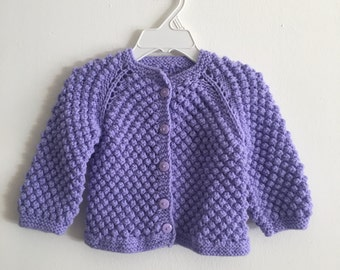 Hand knit sweaters