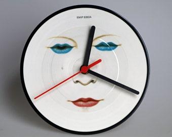 """Talk Talk - 7"""" Picture Disc Wall Clock"""