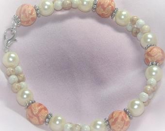 Mystic Pink Bracelet