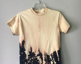 Acid Wash T-shirt (S)