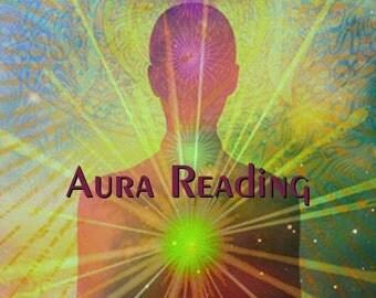 AURA PHOTO READING