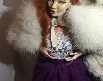 Art ball jointed doll Christina