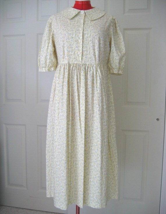 TitanicStyleDressesforSale Ladies Prairie Dress $70.00 AT vintagedancer.com