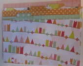 Personal Size Planner Calendar Inserts:  Tabbed Dividers