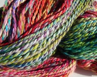 Faux Cashmere VII-Handspun Yarn