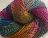 Out of Hand -superwash sock yarn