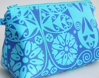 Flat Bottomed Pouch-Amy Butler Fabric