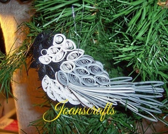 Quilling, Bird Collectors Ornament Combo