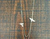 custom wedding necklace for ginger!