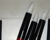 5  Medium  Soft Rubber Silicone Clay Sculpting Art Brush Shapers Painting