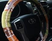 Hippie Chic Non-Slip Steering Wheel Cover