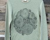 WOODPILE - Long-sleeve Thermal Shirt