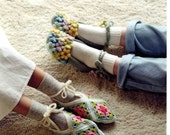 Cute Room Shoes - Japanese Craft Book