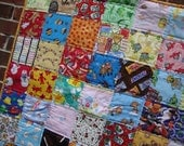 I Spy Matching Game Cotton Cuddle Quilt