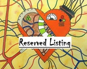 Reserved Listing for Dave Bagwell