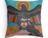 Totem, My Totem: Original Art Cushion