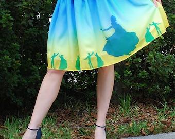 Anastasia Princess Skirt